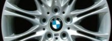bmw sport alloys - how to finish off in style!