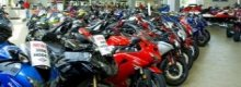 Buy motorcycles and save a small fortune!