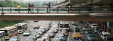China puts the squeeze on traffic
