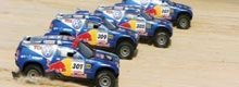 The Toughest Auto Race: The Dakar Rally