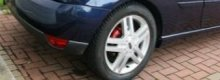 Donedeal Ford Focus alloy wheels; the best way to buy