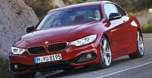 New BMW 4-Series Revealed Ahead of Frankfurt Launch