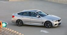 BMW 3 Series Gran Turismo: Hatchback Version of BMW's Big Seller