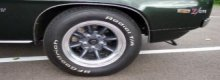 Information about Ford minilite wheels
