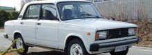 Russian Cars:  the Lada