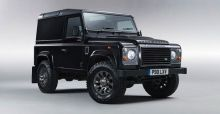 Land Rover celebrates 65th anniversary with Defender LXV