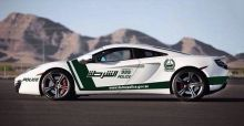 McLaren 12C Joins the Dubai Police Force's Fleet