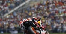 Marc Marquez takes German GP victory