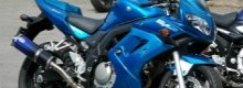 Motorcycle parts UK - everything you need without leaving the house!