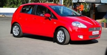 The All New Fiat Punto 2012