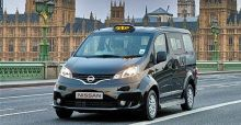 New Nissan black cab to hit London streets in 2014