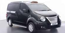 Nissan NV200 London taxi revealed