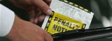 Five-fold increase in parking tickets
