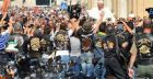 Pope Francis blesses thousands of Harley-Davidson riders