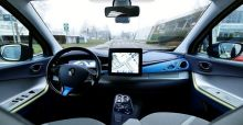 Renault Next Two self driving car that can park itself