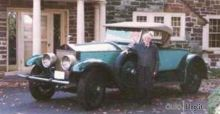 Car lover drives his Rolls Royce for 78 years, before donating it to a museum