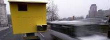 Lazy speed camera catches one crook a year