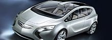Vauxhall Offers Glimpse of Ampera Hybrid