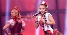 Poland in Eurovision 2014: Donatan & Cleo performance best images