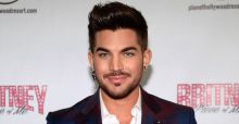 Adam Lambert has slept with male Hollywood stars who remain in the closet