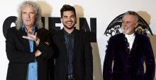 Adam Lambert and Queen ring in New Year with rousing performance