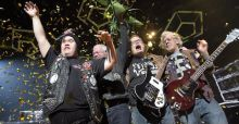 Finnish punk group with learning disabilities to compete at Eurovision 2015