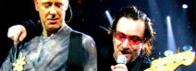 U2 reschedule tour after Bono recovers from back injury