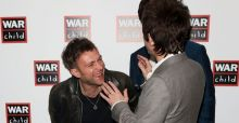 Britpop wars forgotten by Gallagher and Albarn