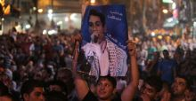 Outpouring of joy in Palestine as refugee camp singer wins Arab Idol