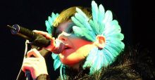 Bjork's favourite things