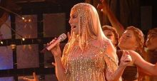 Cher working on Broadway life story