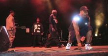 Public Enemy bring twice the noise