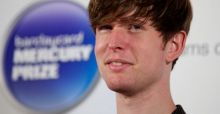 James Blake wins Mercury Music Prize