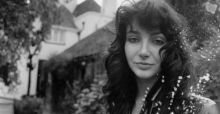 The ethereal Kate Bush is honoured by the Queen