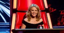 Kylie Minogue rescues The Voice as 10 million tune in