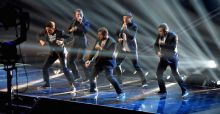 N Sync not to reunite after VMA performance