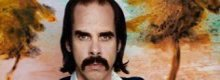 Nick Cave in car crash