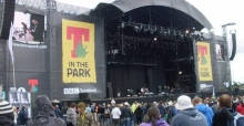 Nicki Minaj T In The Park