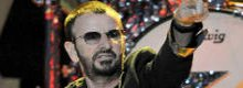Ringo still Starry-eyed over playing live