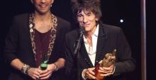 Ronnie Wood 'badly' wants the Stones to play Glastonbury