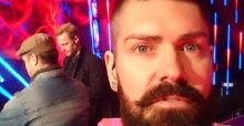 Sport Relief 2014: Shane Lynch and his beard get more attention than Boyzone's live performance