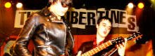 The Libertines play surprise reunion gig