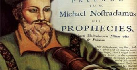 Nostradamus failed prophecies