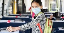 How to avoid catching coronavirus on public transport