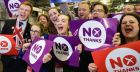 Scotland to remain in UK after rejecting Independence in tight referendum