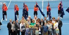 Australia Day 2015: Rain fails to spoil festivities on controversial commemoration