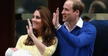 William and Kate name Royal princess Charlotte Elizabeth Diana