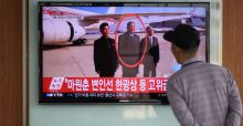 Kim Jong Un executes Defence Chief publicly with anti-aircraft gun
