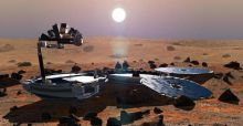 Beagle 2 spotted on Mars 12 years after disappearance