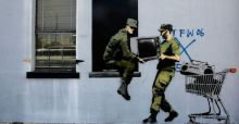 Banksy Hoax: Online world led to believe artist arrested by fake article